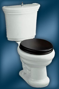 Iron Works K-3456 Toilet