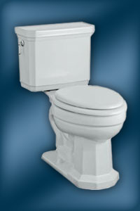Kohler Kathryn Two Piece Toilet