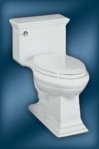 Kohler Memoirs one-piece toilet