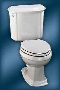 Portrait K-3490 Toilet