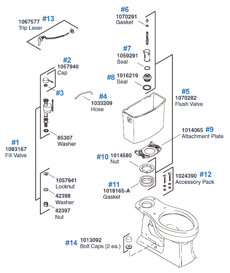 Kohler Toilet Seats Repment Parts Diagram Parts Auto