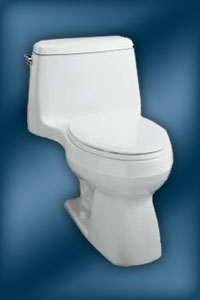 Kohler Santa Rosa >> Santa Rosa Toilet Replacement Parts by Kohler