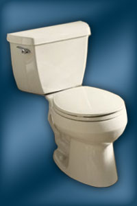 Wellworth K-3428 Toilet