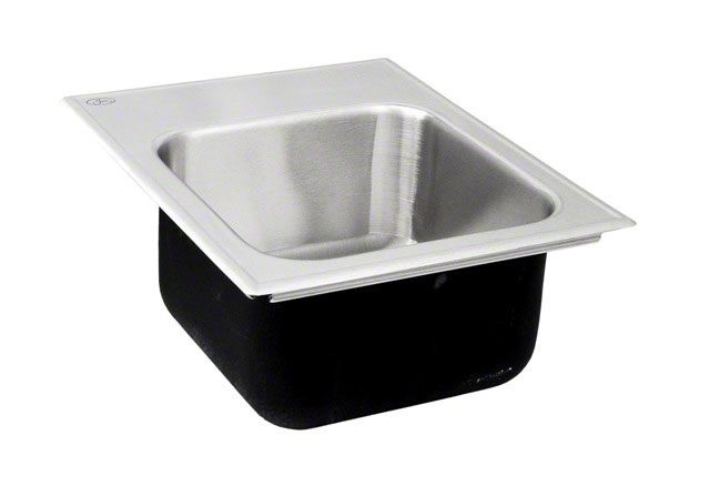 Stainless Steel Utility Sink Drop In : Drop-in and Free Standing Laundry Sinks, Made in the USA