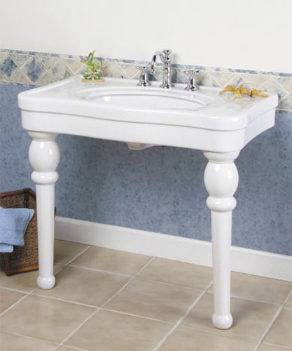 Barclay Versailles console sink