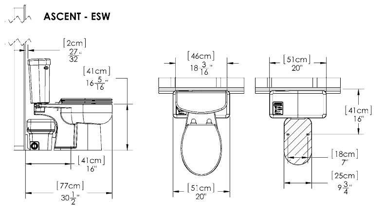 Toilet Supply Line Sizes