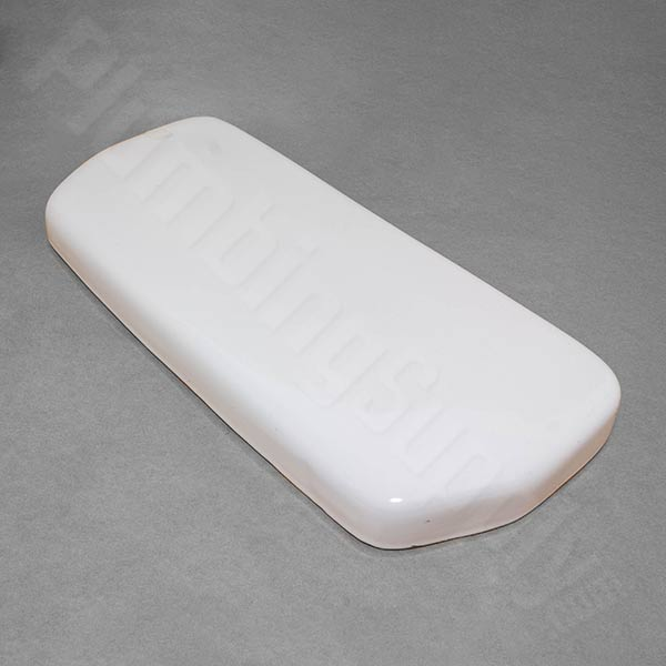 Universal Rundle 94 Tank Lid in White