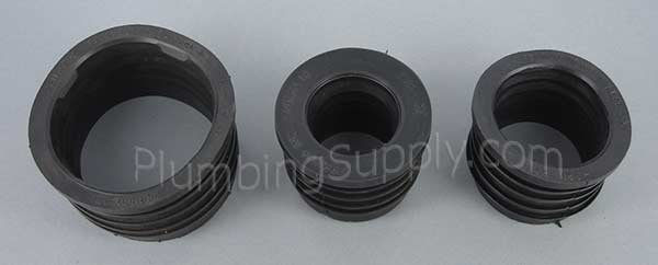 Flexible Pipe Connectors Rubber Couplings
