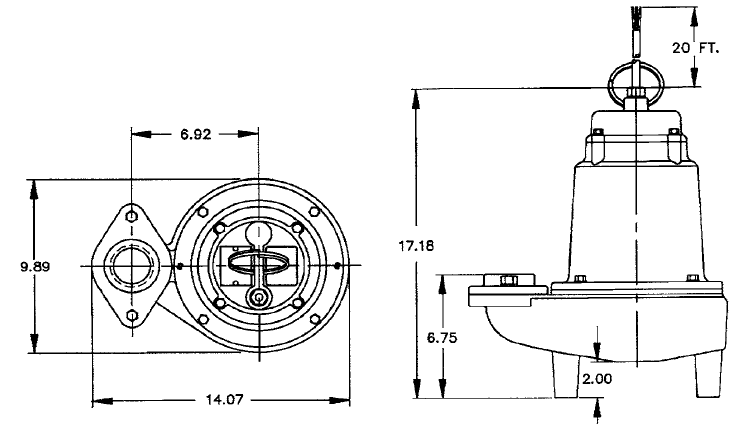 Little Giant sewage ejector pumps on lift station electrical, lift station installation, lift equipment wiring diagram, pump station wiring diagram, lift station maintenance, lift station control diagram, lift gate wiring diagram, lift station data sheet, lift station motor, lift station cover, lift station plumbing diagram,