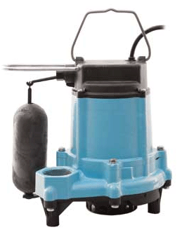 Little Giant effluent pump 6EN series