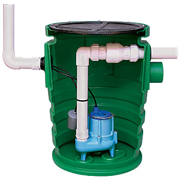 Wastewater Sump Pump And Removal Systems By Little Giant
