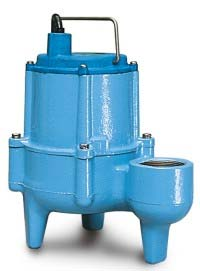 Little Giant sewage ejector pumps