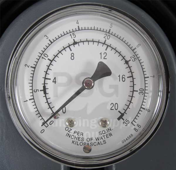 how to make a water pressure gauge