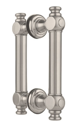 Style H61 back-to-back pull handle