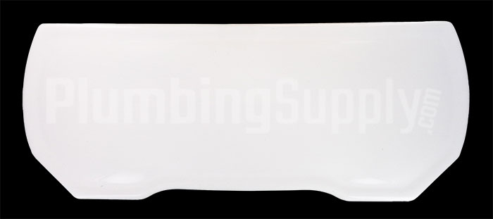 Mansfield tank lid white 5D-7D