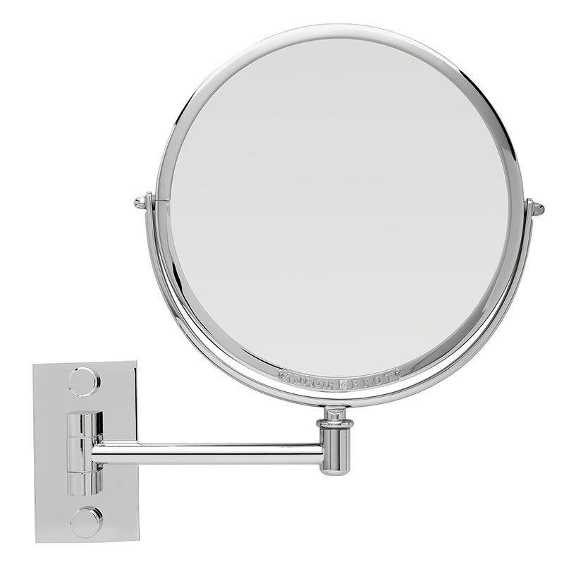 Emeraude 19 non-lighted mirror