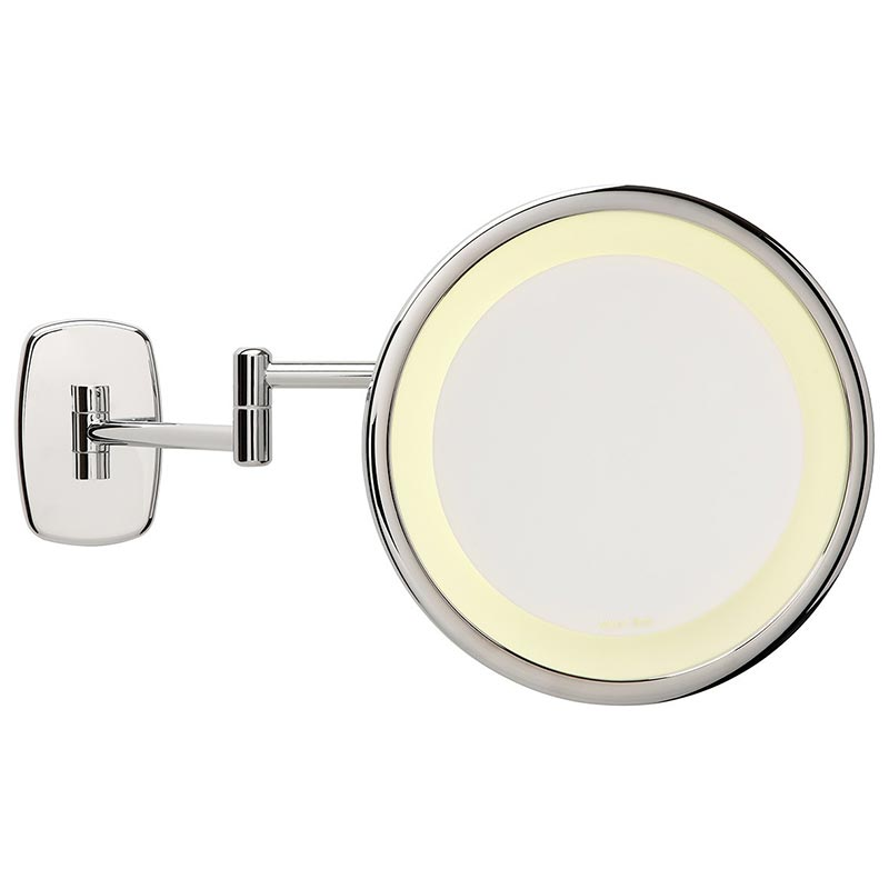 Miroir Brot Infini C 19 mirror with halo light
