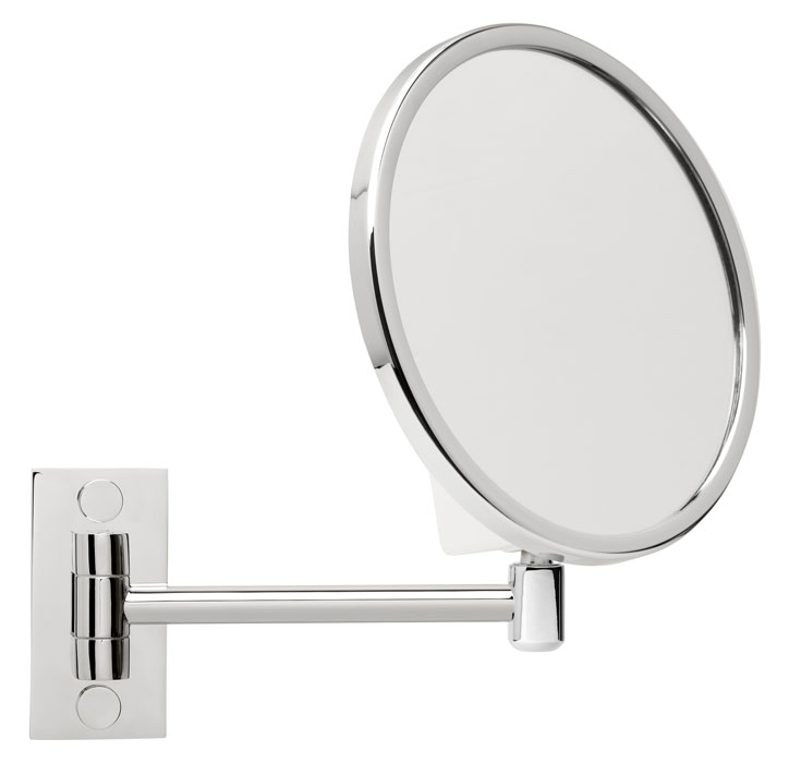 Wall mount non electric mirrors for Miroir brot mirrors