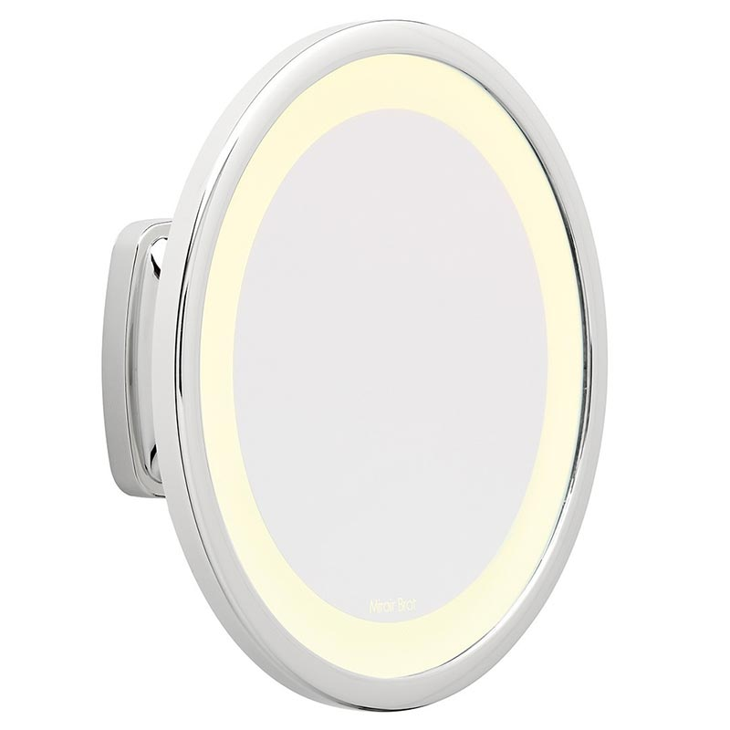 Miroir Brot Lighted Wall Mount Mirrors