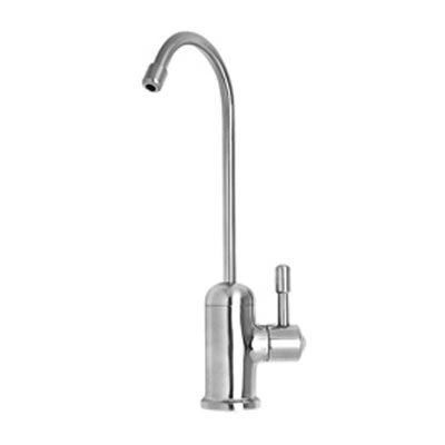 mountain plumbing single use faucet with round base - Reverse Osmosis Faucet