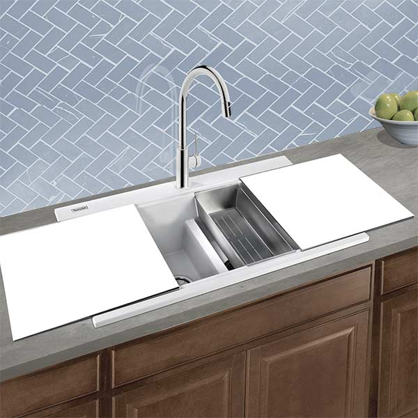 granite composite sink example - Granite Composite Sinks