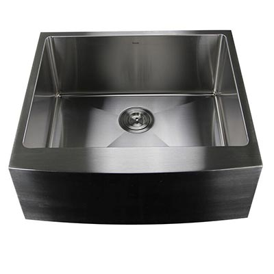 Professional Grade Zero Amp Small Radius Kitchen Sinks