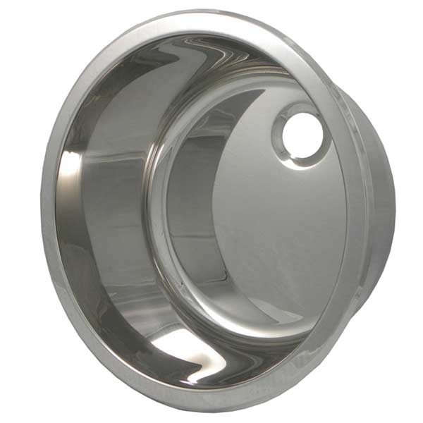 Opella round bar sink 14157