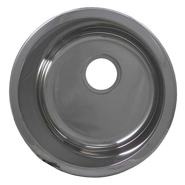 Opella round bar sink 14177