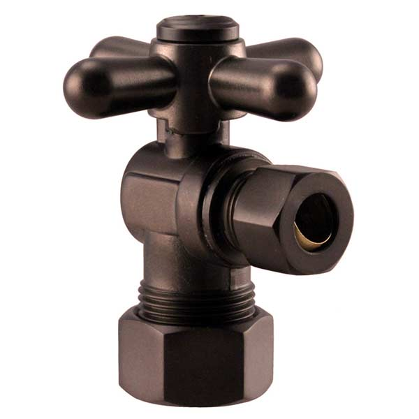 Oil rubbed bronze plumbing products
