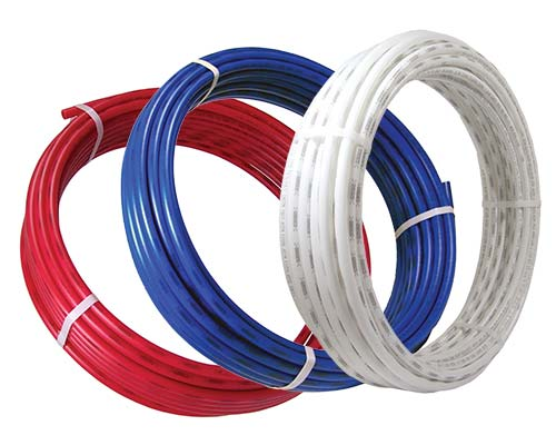 pex pipe, fittings, valves & tools
