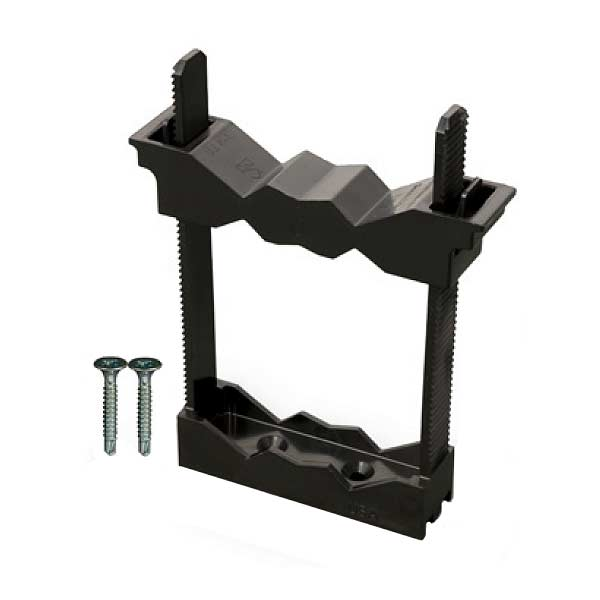 TD Plus pipe clamp for up to 2 inch pipes