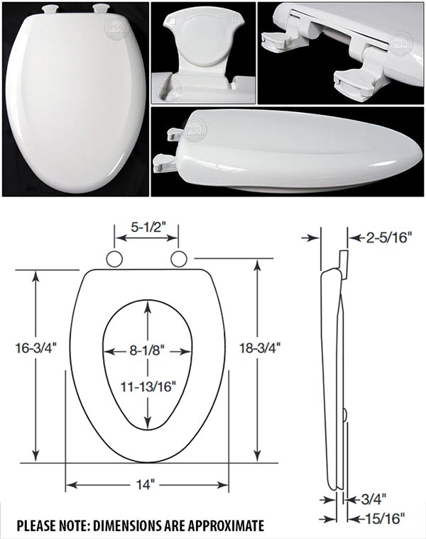 Toto Guinevere Toilet Replacement Parts