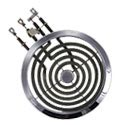 Stove range element