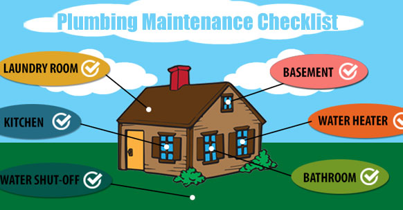 Basic Plumbing Maintenance Checklist