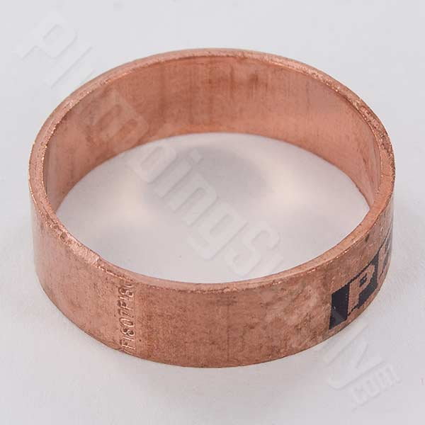 Copper Crimp Ring