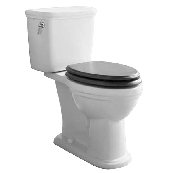 Porcher Calla II Toilet - Two-Piece Tank #41290