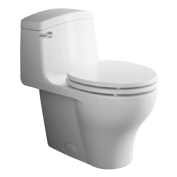 Porcher Veneto II Toilet - One-Piece Model #97220