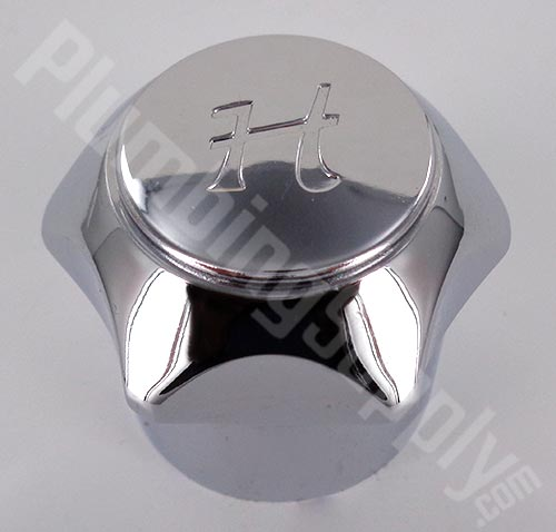 Price Pfister chrome handle - hot 940-082