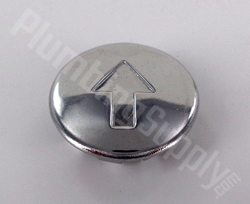 Price Pfister chrome Marquis diverter button 941-080A