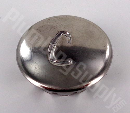 Price Pfister cold chrome button 941-320A