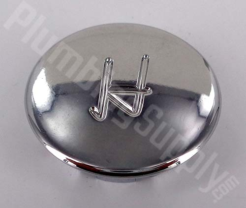 Price Pfister hot chrome plastic button 941-330AP