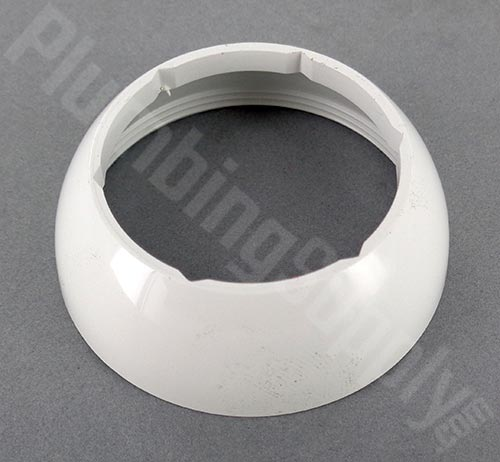 Price Pfister white bonnet cap 941-700W