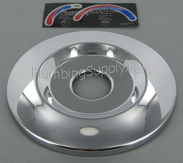 Price Pfister chrome wall flange 960-045A