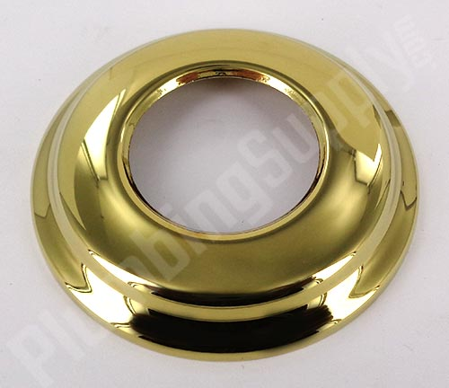 Price Pfister polished brass wall flange 960-601V