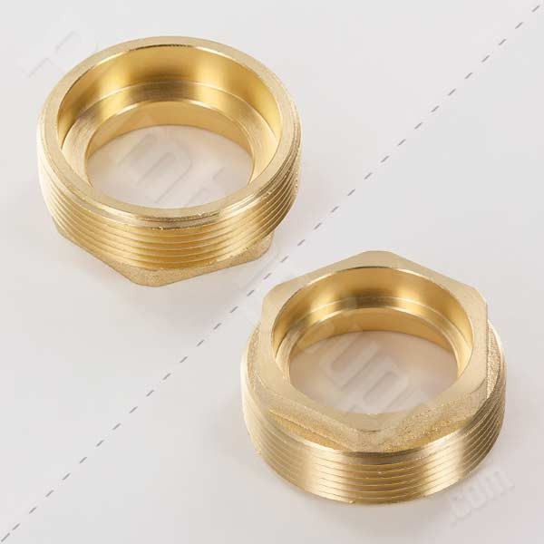 Price Pfister brass retainer nut 941-7110