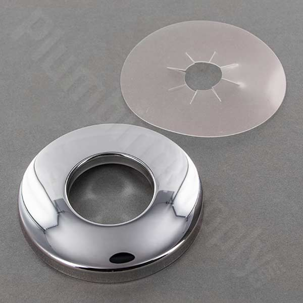 Price Pfister chrome escutcheon 960-801A