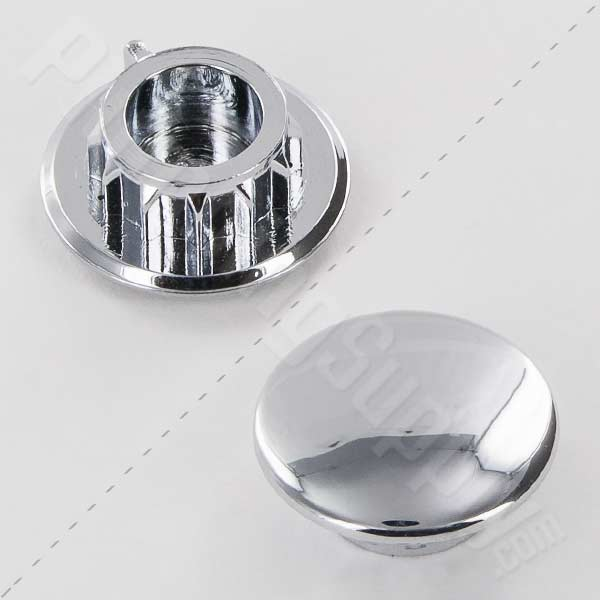 Price Pfister chrome plain button 941-814A