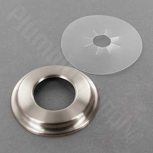 Price Pfister brushed nickel wall flange 960-601J