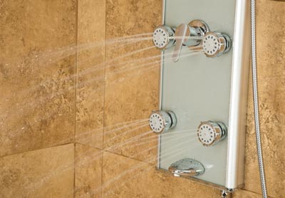 Luxury All-in-One Shower Spa Systems