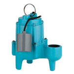 Little Giant sewage ejector pump